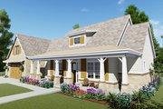 Farmhouse Style House Plan - 3 Beds 4 Baths 2593 Sq/Ft Plan #1069-19