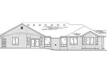 Traditional Exterior - Rear Elevation Plan #5-260