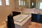European Style House Plan - 3 Beds 3.5 Baths 3222 Sq/Ft Plan #430-111 Photo