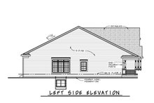 House Plan Design - Craftsman Exterior - Other Elevation Plan #20-2459