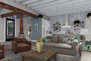 Farmhouse Style House Plan - 3 Beds 2.5 Baths 2504 Sq/Ft Plan #120-255
