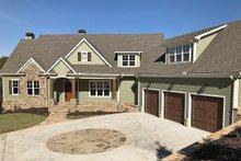 Craftsman Exterior - Front Elevation Plan #437-85