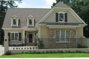 Country Style House Plan - 3 Beds 3.5 Baths 3143 Sq/Ft Plan #1054-10