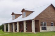 Ranch Style House Plan - 3 Beds 2 Baths 1716 Sq/Ft Plan #44-101 Photo