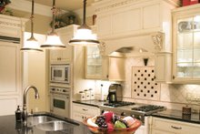 Dream House Plan - Traditional Interior - Kitchen Plan #927-11