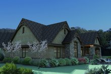 House Plan Design - Craftsman Exterior - Other Elevation Plan #120-165