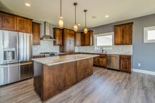 Home Plan - Ranch Interior - Kitchen Plan #70-1484