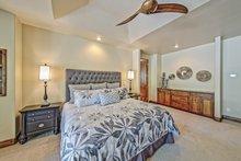 House Plan Design - Adobe / Southwestern Interior - Master Bedroom Plan #451-25
