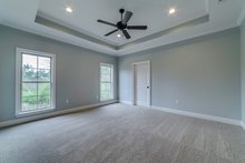 Country Interior - Master Bedroom Plan #430-173
