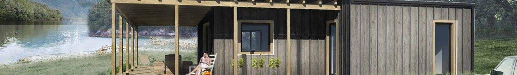 Open Floor Plan Cabin House Designs