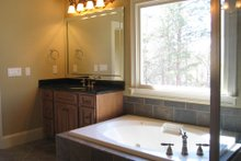 Traditional Interior - Master Bathroom Plan #437-38