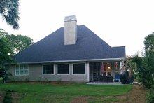 Craftsman Exterior - Rear Elevation Plan #17-2160