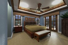 Dream House Plan - Craftsman Photo Plan #51-520