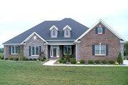 European Style House Plan - 4 Beds 3.5 Baths 2952 Sq/Ft Plan #17-2193