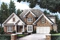 Traditional Style House Plan - 4 Beds 2.5 Baths 1874 Sq/Ft Plan #927-7 Exterior - Front Elevation