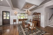 Traditional Style House Plan - 3 Beds 2.5 Baths 2477 Sq/Ft Plan #929-792 Interior - Dining Room