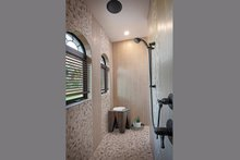 House Design - Mediterranean Interior - Master Bathroom Plan #938-90