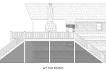 Architectural House Design - Contemporary Exterior - Other Elevation Plan #932-350