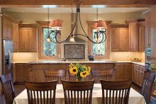 Dream House Plan - Kitchen - 2900 square foot Craftsman Home