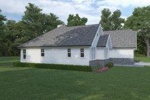 Craftsman Exterior - Other Elevation Plan #1070-109