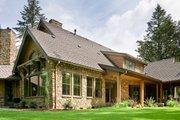 Craftsman Style House Plan - 5 Beds 5.5 Baths 5250 Sq/Ft Plan #48-466