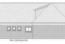 House Plan Design - Country Exterior - Other Elevation Plan #932-259