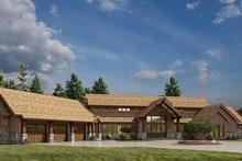 House Plan Design - Craftsman Exterior - Other Elevation Plan #923-179