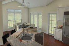 Cottage Exterior - Other Elevation Plan #57-618