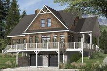 House Design - European Exterior - Front Elevation Plan #23-2627