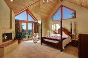 Craftsman Style House Plan - 3 Beds 5.5 Baths 6309 Sq/Ft Plan #124-691 Interior - Master Bathroom