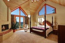 Dream House Plan - Craftsman Interior - Master Bathroom Plan #124-691