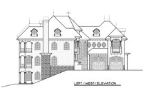 Architectural House Design - Victorian Exterior - Other Elevation Plan #1066-55
