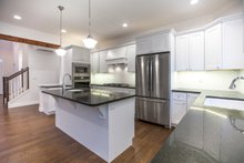 Architectural House Design - Southern Interior - Kitchen Plan #1070-12