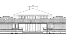 Home Plan - Prairie Exterior - Other Elevation Plan #72-179
