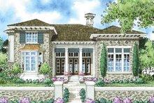 Architectural House Design - Mediterranean Exterior - Front Elevation Plan #930-280