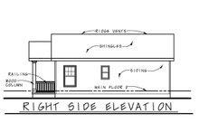 Cottage Exterior - Other Elevation Plan #20-2364