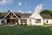 Farmhouse Style House Plan - 3 Beds 3.5 Baths 2852 Sq/Ft Plan #1064-116