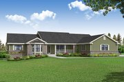 Ranch Style House Plan - 3 Beds 2 Baths 2396 Sq/Ft Plan #124-1232