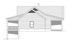 Country Exterior - Other Elevation Plan #932-36