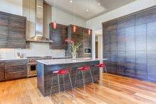 Modern Interior - Kitchen Plan #892-12
