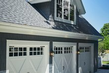 Architectural House Design - Garage