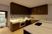 Farmhouse Style House Plan - 1 Beds 1.5 Baths 1024 Sq/Ft Plan #126-176 Interior - Kitchen