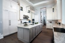 Home Plan - Contemporary Interior - Kitchen Plan #930-475