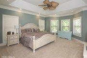 Craftsman Style House Plan - 4 Beds 3 Baths 2876 Sq/Ft Plan #929-30 Interior - Master Bedroom