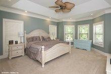 Dream House Plan - Craftsman Interior - Master Bedroom Plan #929-30
