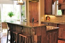 Craftsman Interior - Kitchen Plan #437-60