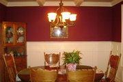 Craftsman Style House Plan - 4 Beds 3.5 Baths 2818 Sq/Ft Plan #44-186 Photo