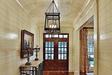 Craftsman Interior - Entry Plan #927-5