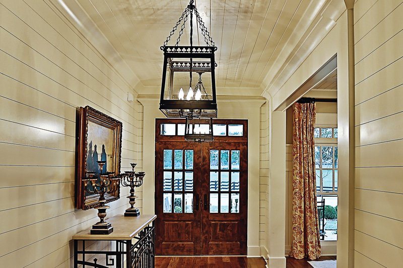 Craftsman Interior - Entry Plan #927-5 - Houseplans.com