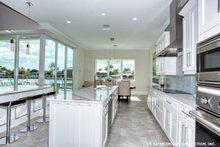 Contemporary Interior - Kitchen Plan #930-504